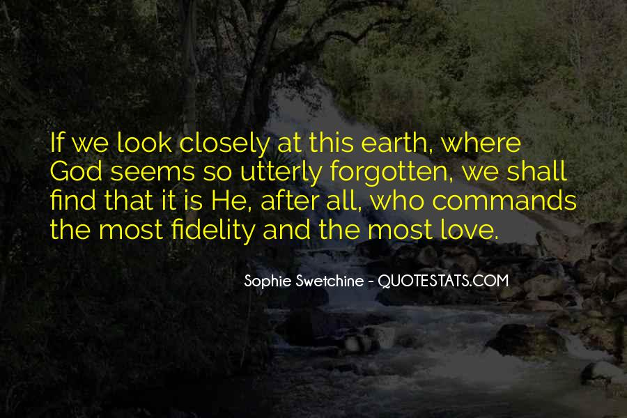 After Earth Quotes #586454