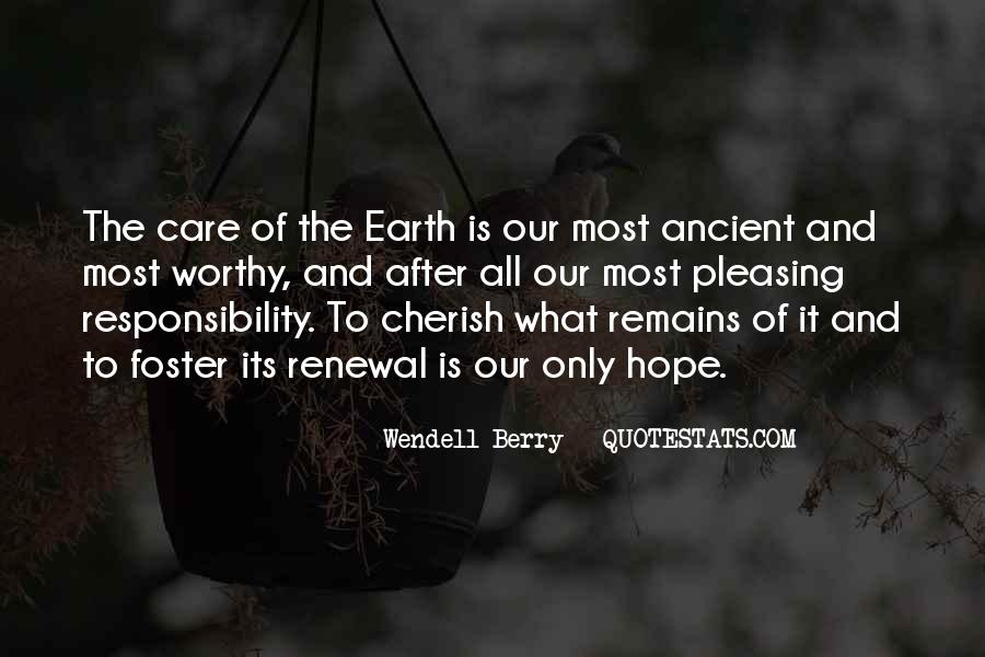 After Earth Quotes #696919