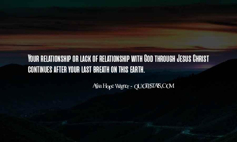 After Earth Quotes #82753