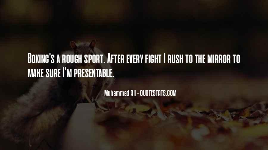 After Every Fight Quotes #1499447