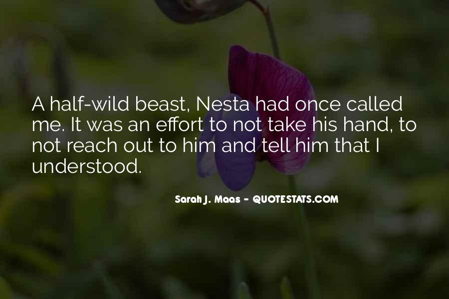 Quotes About Nesta #880945