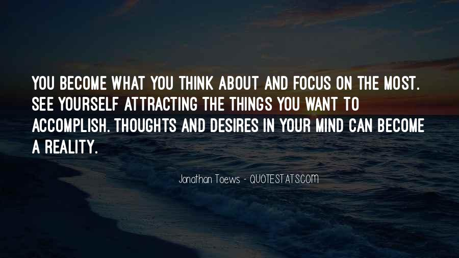 Quotes About Things On Your Mind #1377768