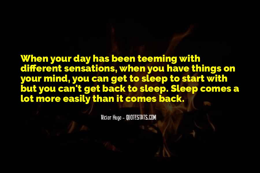 Quotes About Things On Your Mind #1838087