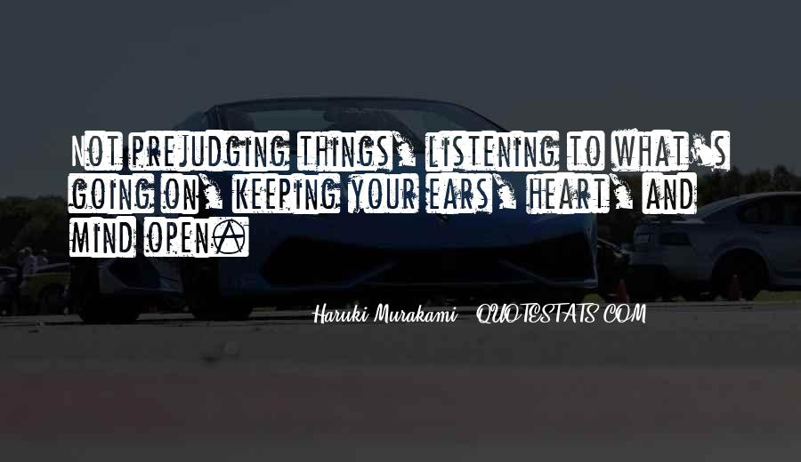 Quotes About Things On Your Mind #251944