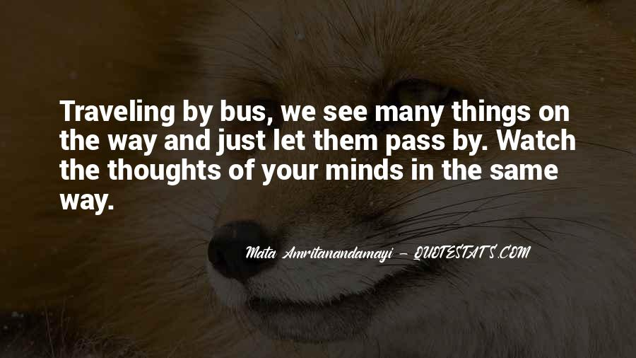 Quotes About Things On Your Mind #986572