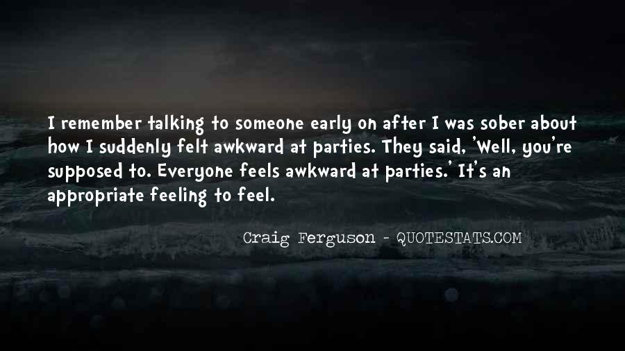 After Talking To You Quotes #1088904