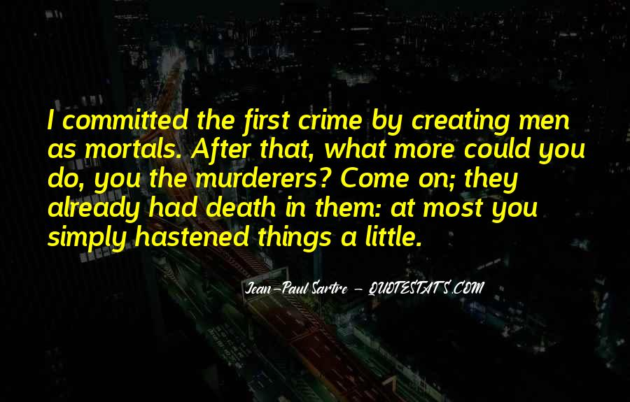 After The First Death Quotes #1094860