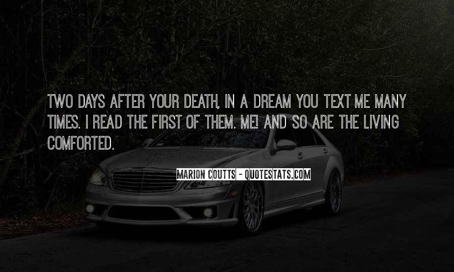 After The First Death Quotes #79215