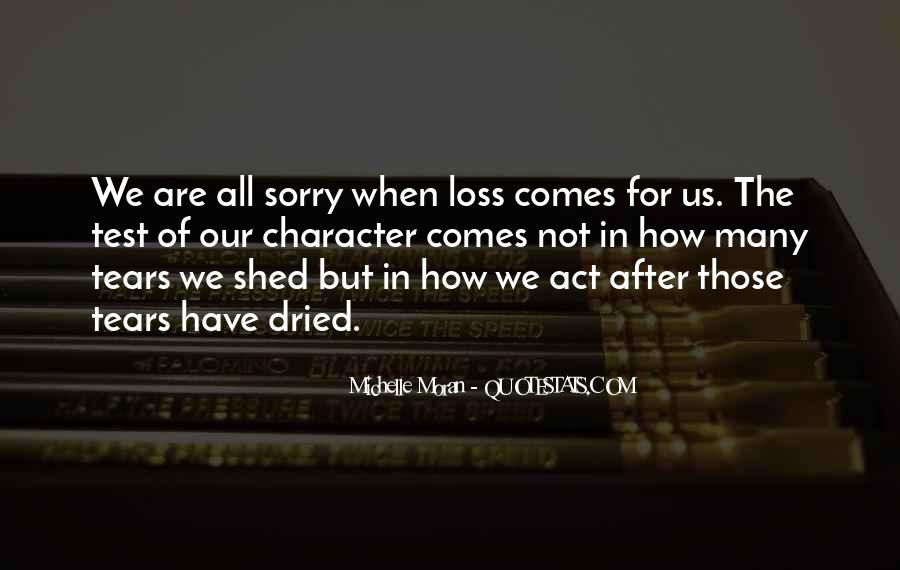 After The Tears Quotes #1209211