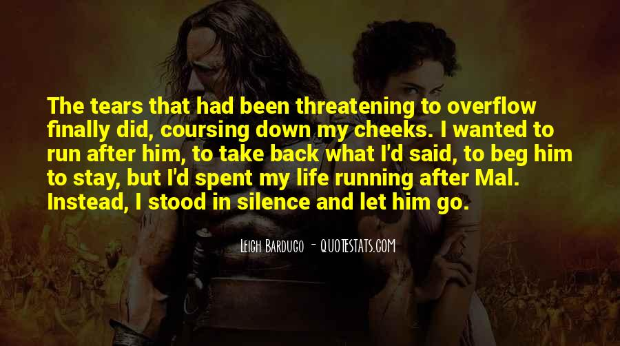 After The Tears Quotes #1451082