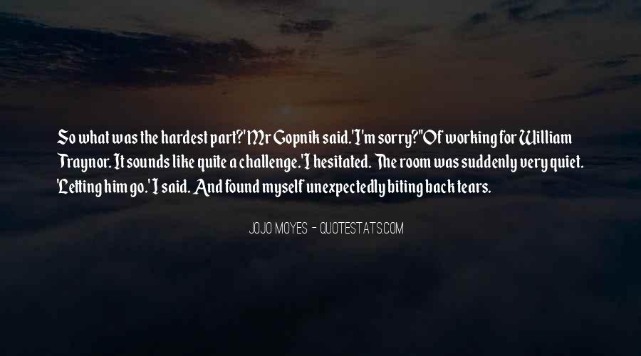 After The Tears Quotes #1794629