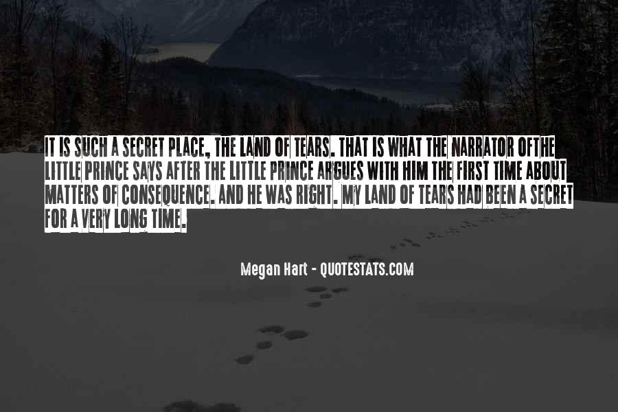 After The Tears Quotes #455609