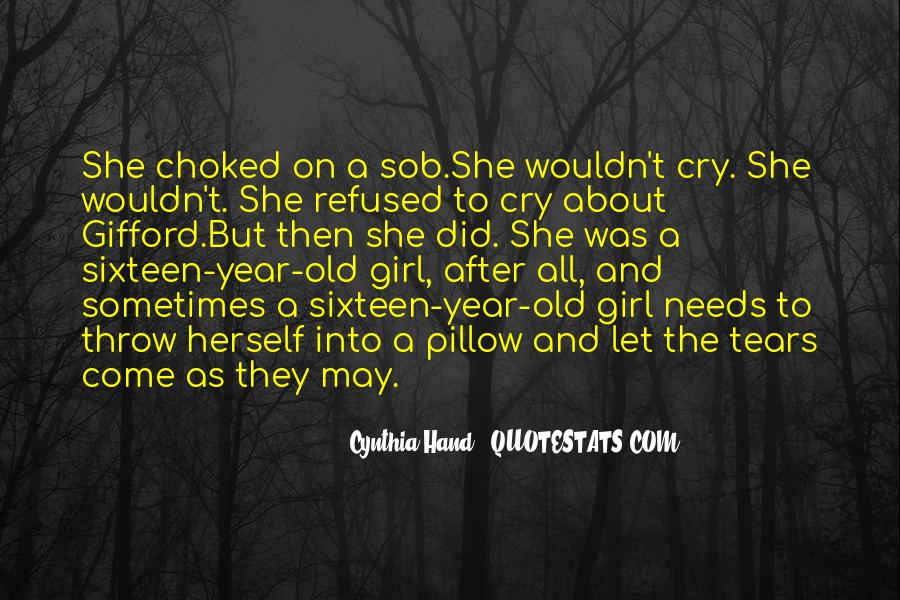 After The Tears Quotes #927284