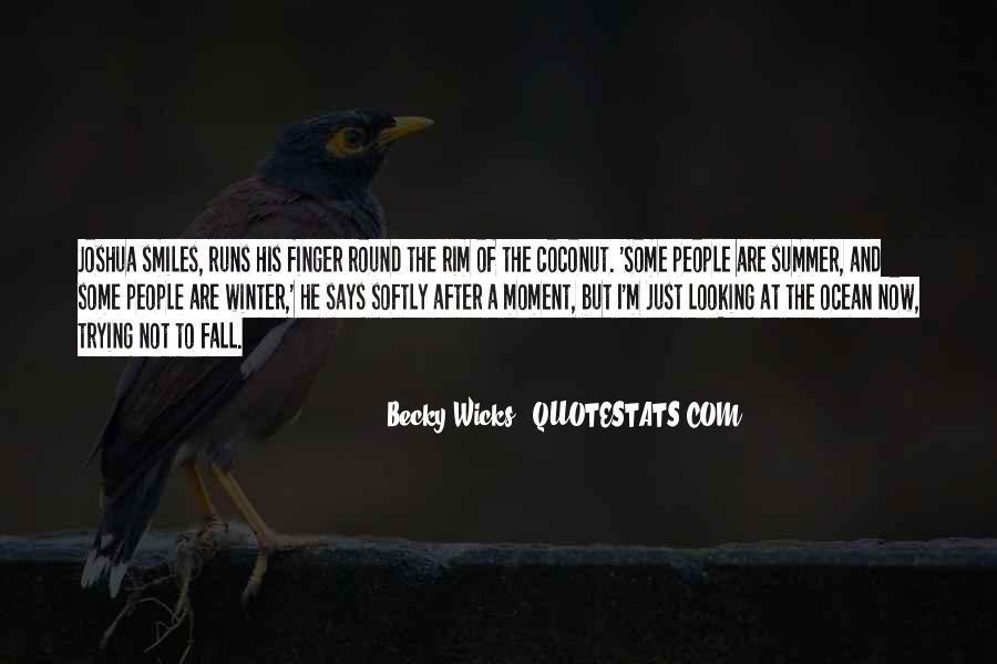 After Winter Fall Quotes #1717932