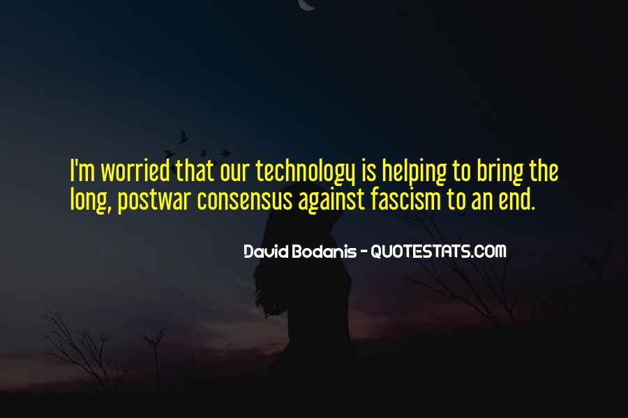 Against Fascism Quotes #1126590