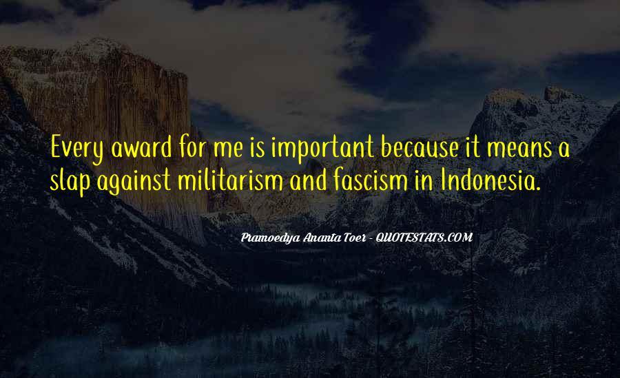 Against Fascism Quotes #1192614