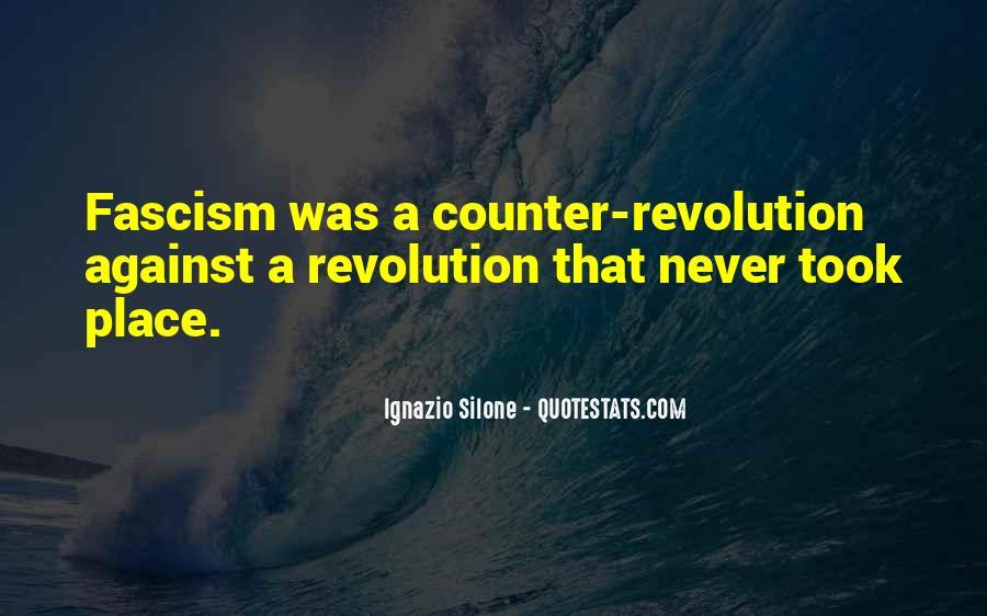 Against Fascism Quotes #1226034
