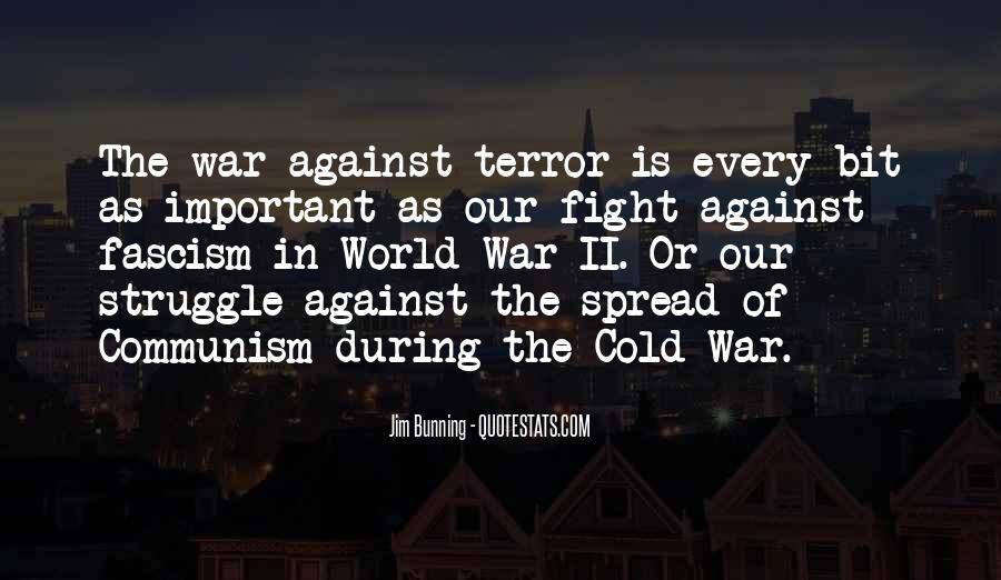 Against Fascism Quotes #1414583
