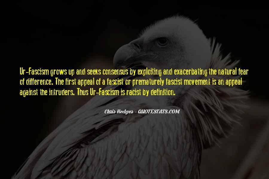 Against Fascism Quotes #232860