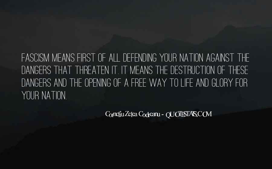 Against Fascism Quotes #497795