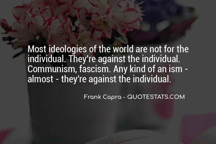 Against Fascism Quotes #52239