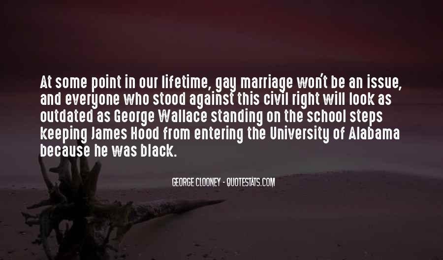 Against Gay Rights Quotes #1121140