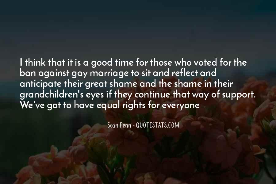 Against Gay Rights Quotes #1540880