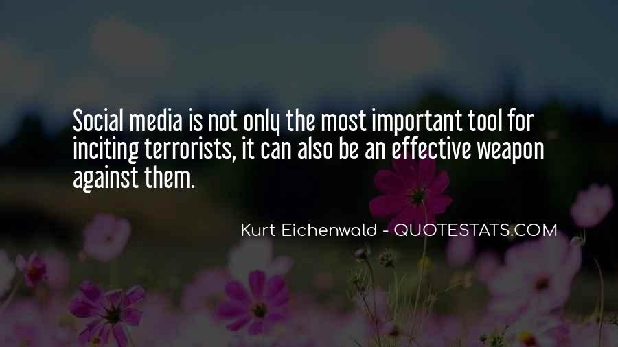 Against Social Media Quotes #963430