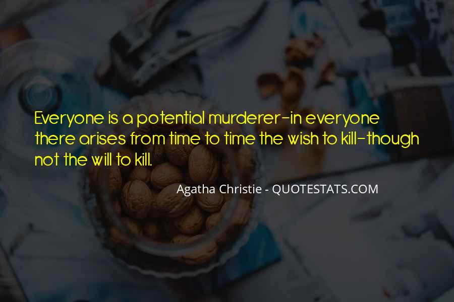 Agatha Christie Poirot Quotes #1074868