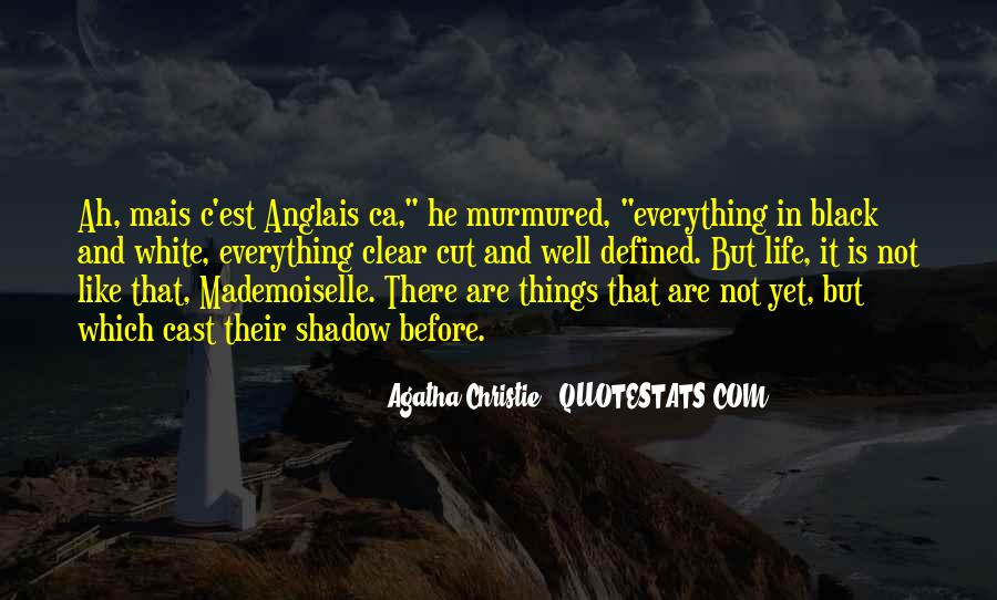 Agatha Christie Poirot Quotes #1091850