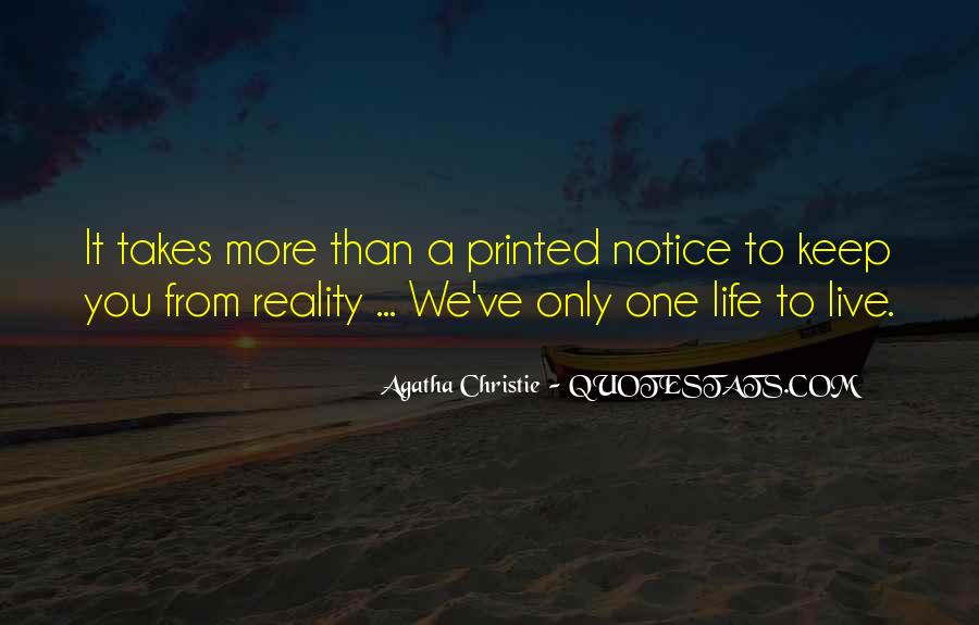 Agatha Christie Poirot Quotes #523640