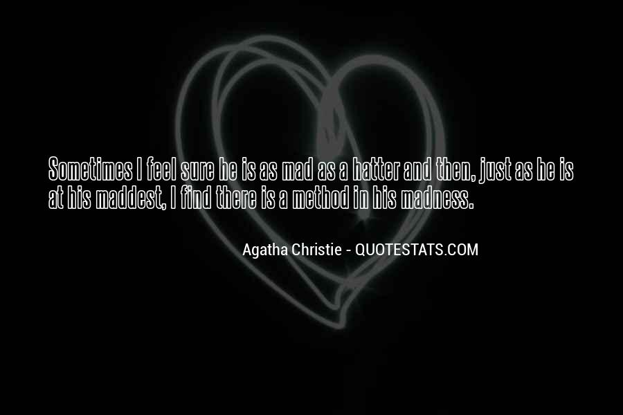 Agatha Christie Poirot Quotes #693965