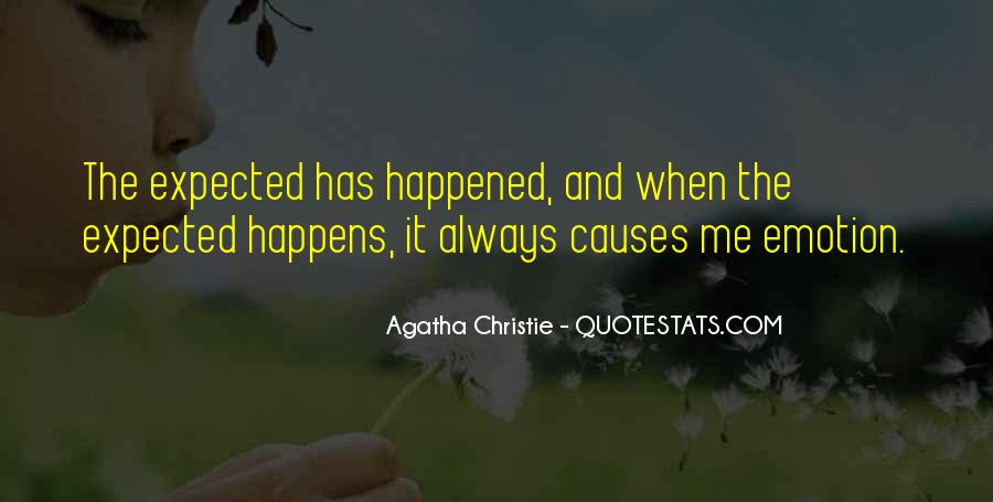 Agatha Christie Poirot Quotes #806104
