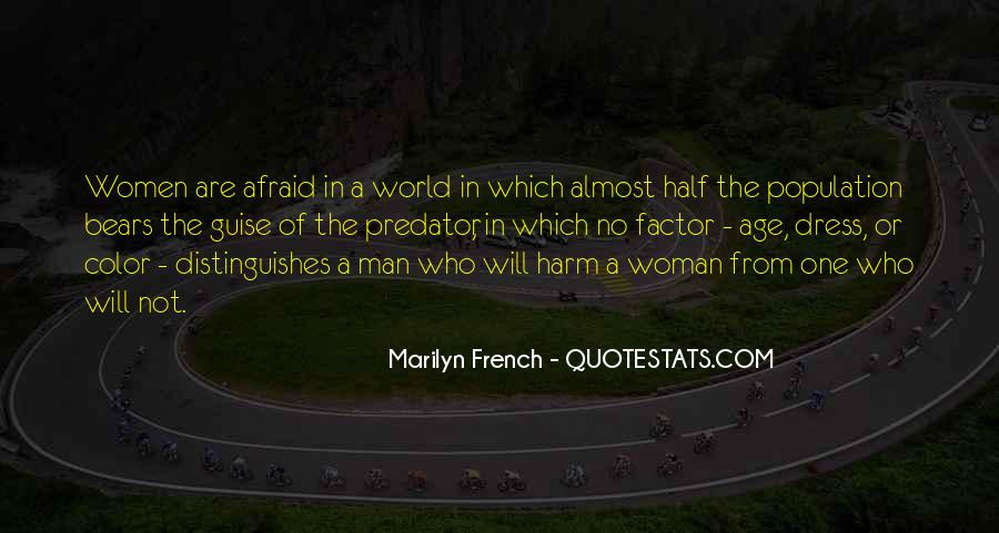 Age Factor Quotes #1701284