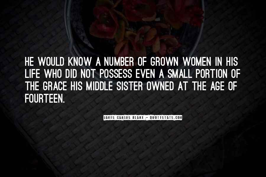 Age Is Just But A Number Quotes #407088
