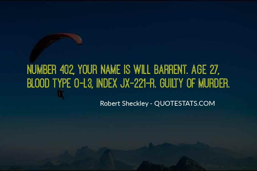 Age Is Just But A Number Quotes #612765