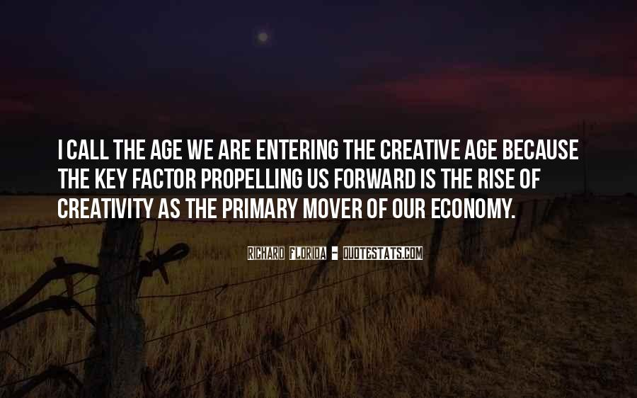 Age Is Not A Factor Quotes #1149851