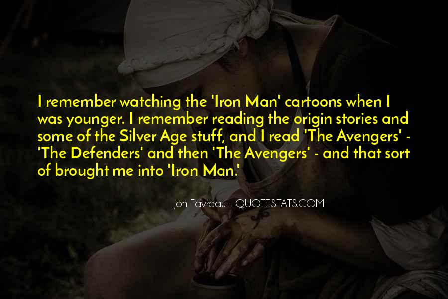 Age Of Iron Quotes #955131