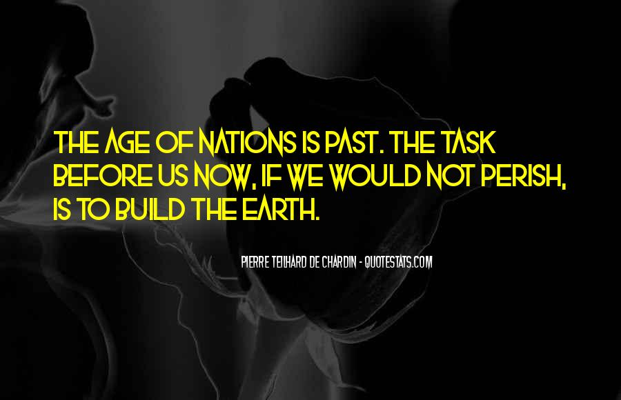 Age Of The Earth Quotes #1134418