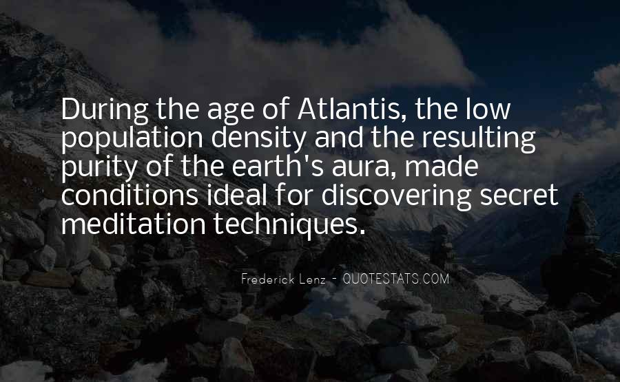 Age Of The Earth Quotes #1175415