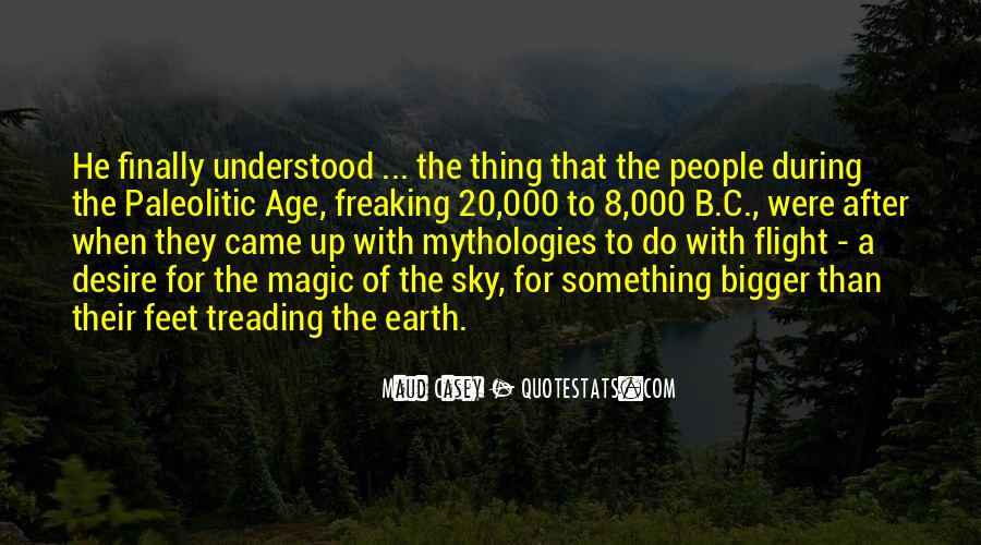 Age Of The Earth Quotes #1290924