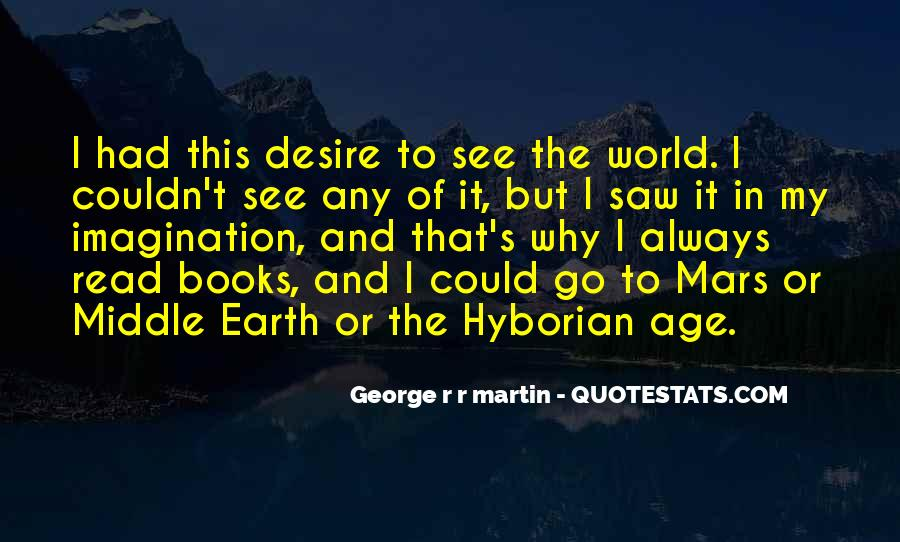Age Of The Earth Quotes #1416122