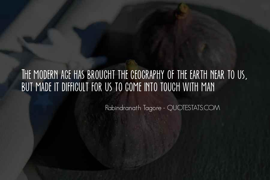 Age Of The Earth Quotes #1460623