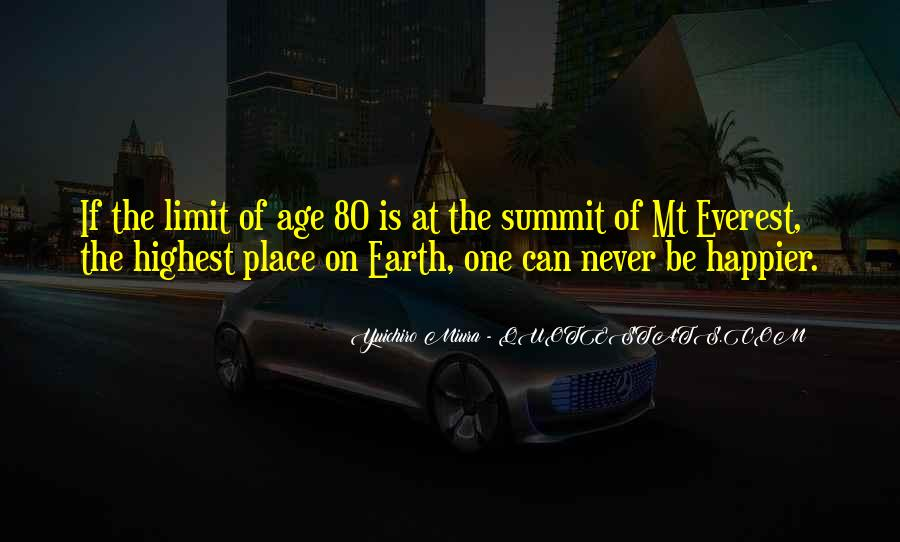 Age Of The Earth Quotes #1474886