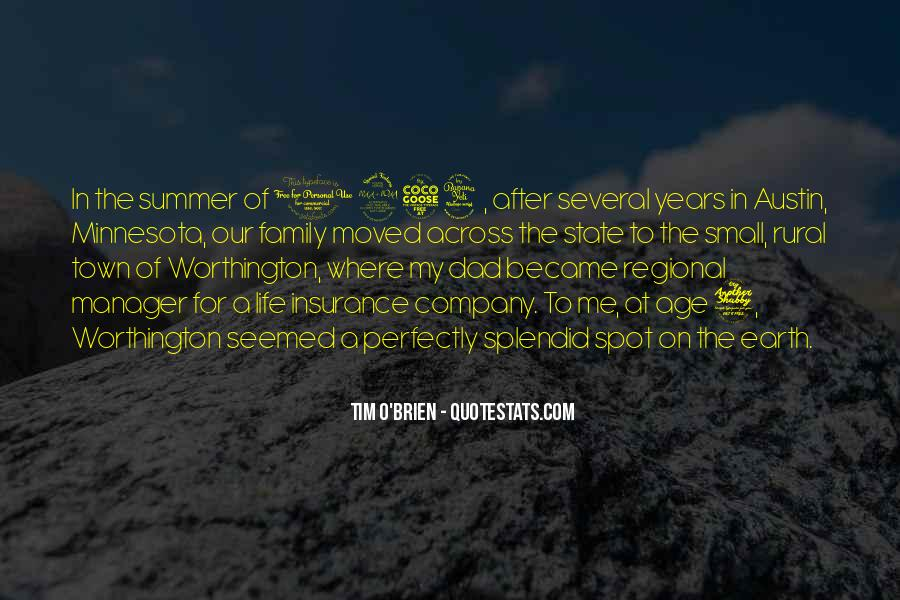 Age Of The Earth Quotes #1541582