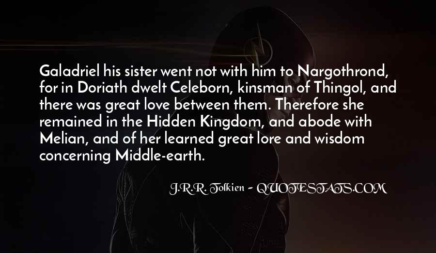 Age Of The Earth Quotes #1759051