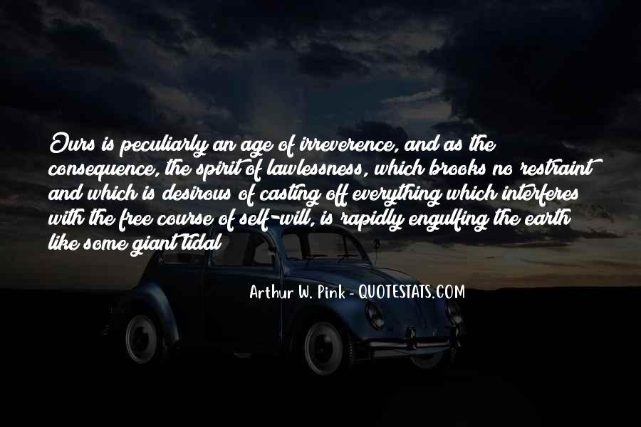 Age Of The Earth Quotes #470739