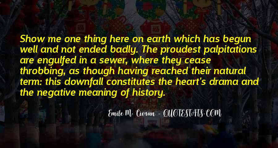 Age Of The Earth Quotes #924552