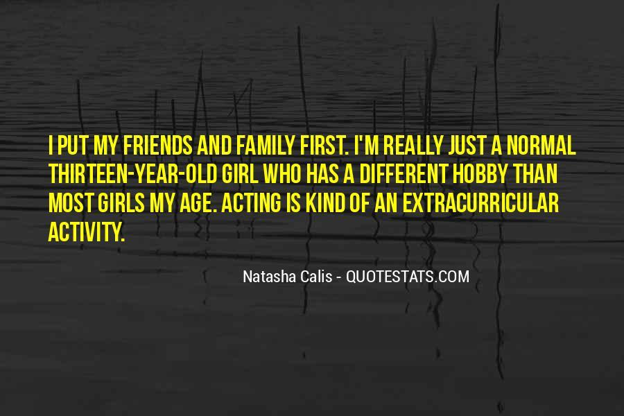 Age Thirteen Quotes #133596