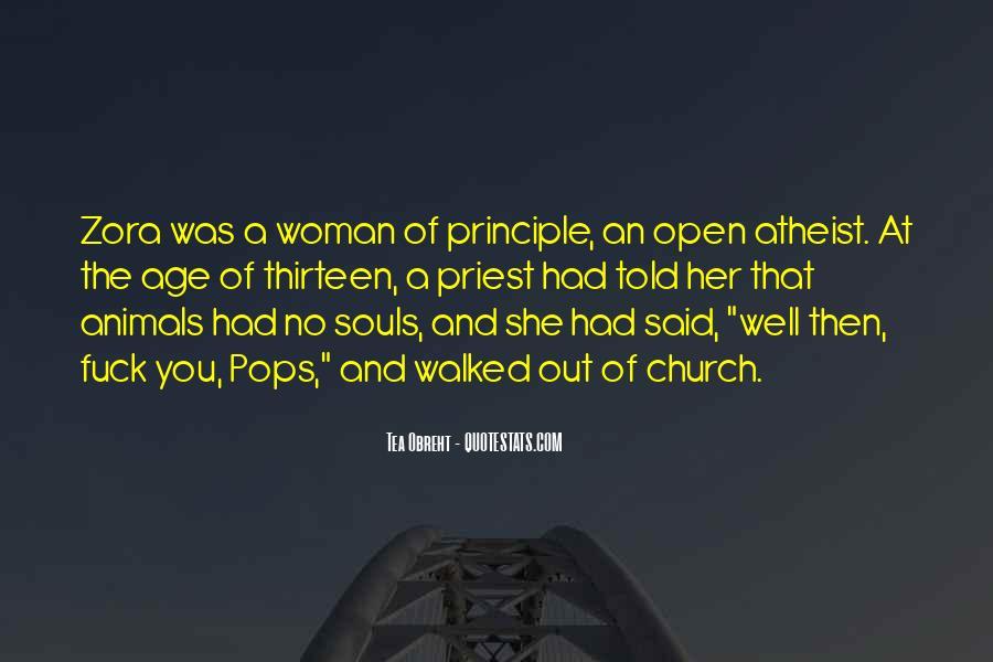 Age Thirteen Quotes #1682926
